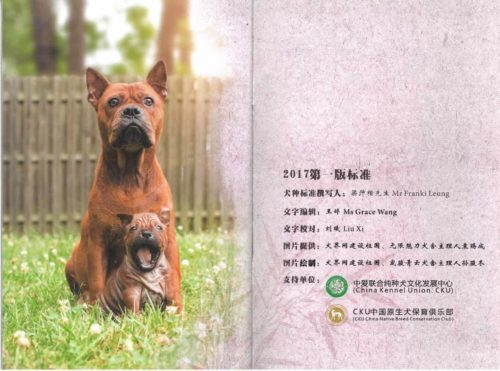 Chongqing Dog Kennel Bamboo Tail